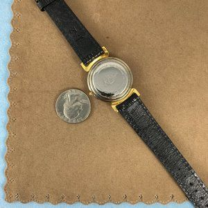 Vintage Accessories - Vintage French JAZ Watch with Red Pearlescents